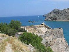 Sailing excursion to Spinalonga and Kolokitha Islands Excursions in Crete  #greece #greekislands #excursion #thingstodo #justbookexcursions #crete