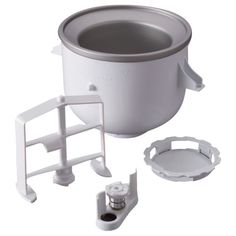 KitchenAid Ice Cream Maker Attachment. YES YES YES. Already have the mixer now I want all the attachments