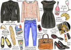 Cindy Mangomini...Live Like a French Girl