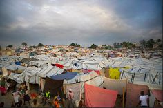 "After the 2010 Hatian earthquake left more than 3.2 million people homeless, 320,00+ remain in displacement camps. @Amnesty's recent report, ""Nowhere to Go"" reported that amlost 1,000 families have been evicted from the camps since January 2013. With security in the camps lacking, resulting in violence, especially against women and girl, Haitians displaced from the camps welcome the first ever Haitian housing policy that is currently in-progress."