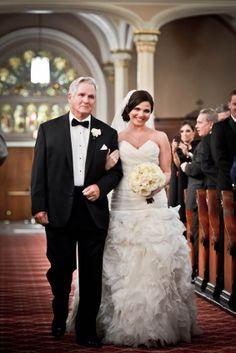 Belle Vie Bridal Couture, Amsale wedding gown