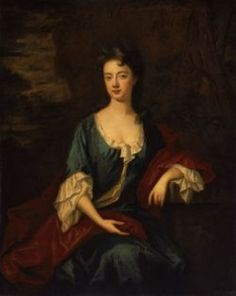 Portrait of a Woman (said to be Mary Bentinck, Countess of Essex)  Studio ofSir Godfrey Kneller, English, 1646–1723 Museum of Fine Arts Boston