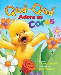 Little Quack Loves Colors, written by Lauren Thompson (Chubby Board Book), illustrated by Derek Anderson Lauren Thompson, Book Study, Winnie The Pooh, Pikachu, Dinosaur Stuffed Animal, Activities, Education, Disney Characters, Illustration
