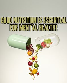 Good nutrition is essential to mental health and should be stressed for anyone who is struggling emotionally. Eat foods that nourish your mind and body! Your body will thank you for it!   At Advanced Neurotherapy, we stress good nutrition in achieving mental health with our resident health coach Shayna Ross. We offer free phone and in person consultations! Call today 781-444-9115 or visit us at www.advancedneurotherapy.com!   Serving the greater Boston area. #Massachusetts