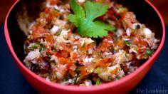 Fat Free Shrimp Salsa