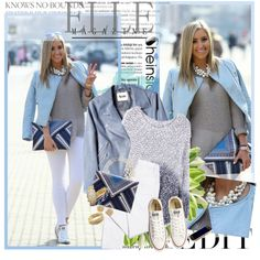 """""""Elle"""" by majksister on Polyvore"""