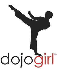 My logo and former business. Hopefully someday to be revived! A nod to all the serious female martial artists out there!