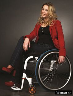 ROLLITEX wheelchair-fashion | wheelchair-fashion. >>> See it. Believe it. Do it. Watch thousands of spinal cord injury videos at SPINALpedia.com