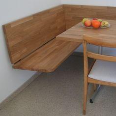 Idee, Kopfseite klappbar, für mehr Platz in der Küche
