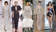 Beautifully Fierce!: Spring 2017 Haute Couture Trends Sequins #couture #fashion #trend