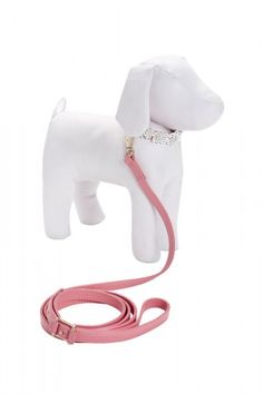 Pet collar and leash by Oscar de la Renta for the Target + Neiman Marcus Holiday Collection ($39.99)