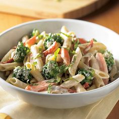 Creamy+One-Pot+Pasta+-+The+Pampered+Chef®
