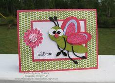 Butterfly Punch Art
