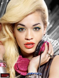 "Rita Ora joins the ""fifty shades"" cast #BTT #RitaOra"