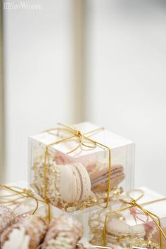 Glamorous Tropical Wedding on a Rooftop Macaron Wedding Favors, Gift Boxes Wedding Favors And Gifts, Wedding Favours Bottles, Creative Wedding Favors, Elegant Wedding Favors, Inexpensive Wedding Favors, Wedding Favor Boxes, Personalized Wedding Favors, Glamorous Wedding, Bridal Shower Favors