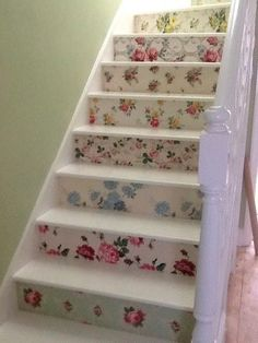 Shabby Stairs                                                                                                                                                                                 More