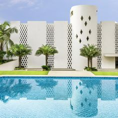 Goa Hotel via @Wallpaper*