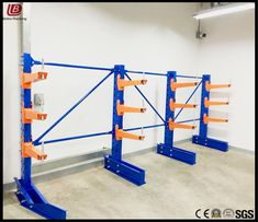 Steel Storage Rack, Storage Shelving, Storage Racks, Rack Shelf, Shelves, Cantilever Racks, China Storage, 20ft Container, Beams