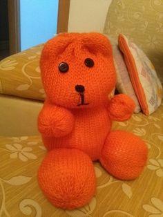 Il mio primo orsacchiotto..