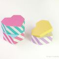 Print Out Free Favor Boxes for Your Wedding: Geometric Heart Boxes from Mr. Printables
