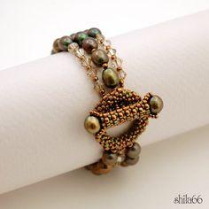 Bracelet de baies d'olive par shila66 sur Etsy, $55.00
