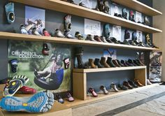 The Vibram® store | #vibram #milan #shopping #Fivefingers