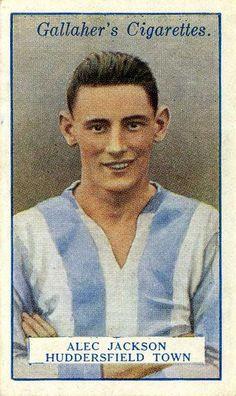Bobby Irvine of Portsmouth in Robert Irvine, Huddersfield Town, Portsmouth, Manchester City, 1920s, Jackson, Baseball Cards, Football, Bobby