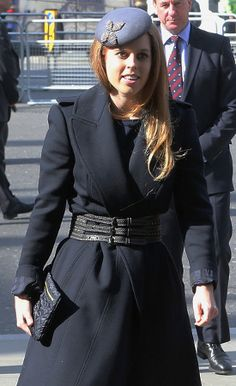 Princess Beatrice, March 13, 2014 | The Royal Hats Blog