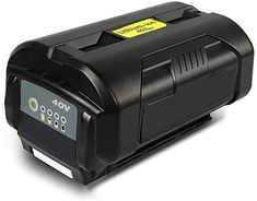 Amazon.com: Amityke 6000mAh 40V Lithium-Ion Battery Compatible with Ryobi 40V Collection Cordless Tools Li-ion Battery Replacement for OP4015 OP4026 OP40201 OP40261 OP4030 OP40301 OP40401 OP4050 OP40501 OP40601: Home Audio & Theater Cordless Tools, Lawn Care, Theater, Charger, Audio, Amazon, Collection, Products, Amazons