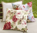 Rosie Floral Outdoor Pillow