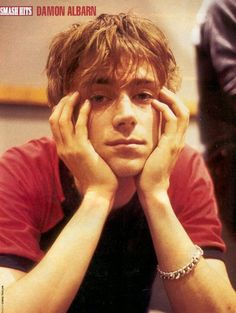 damon albarn young | Tumblr