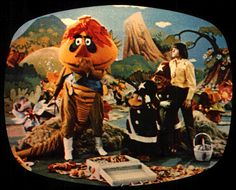 HR Pufnstuf  Who's your friend when things get rough?  HR Pufnstuf  Can't do a little 'cause he can't do enough.  I named a cat after him.