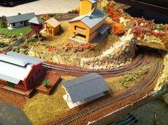 Model Railroad Creek
