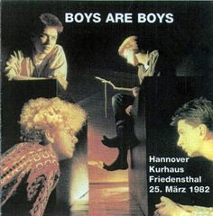 Depeche Mode - Boys Are Boys at Discogs