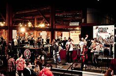 San Francisco Beer Week Gala @ SF Concourse