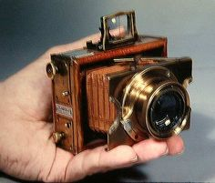 Clarissa (1910) - Tropical plate camera
