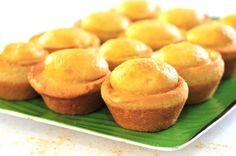 Kababayan Bread (Pinoy Muffin)