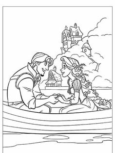 rapunzel coloring pages online. We have a Rapunzel Coloring Page collection that you can store for your children's learning material. Coloriage princesse à imprimer Rapunzel Coloring Pages, Disney Princess Coloring Pages, Disney Princess Colors, Disney Colors, Coloring Book Pages, Printable Coloring Pages, Coloring Sheets, Kawaii Disney, Flynn Rider And Rapunzel