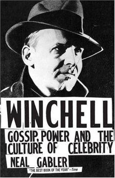 """Winchell"" by Neal Gabler, Design: Barbara DeWilde"