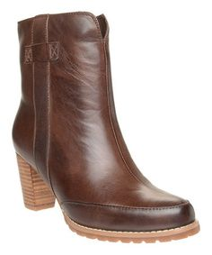 Love this Coffee Leather 758 Boot by Antelope on #zulily! #zulilyfinds