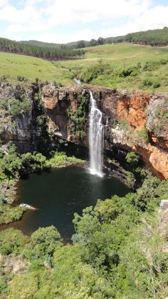 Natural Waterfalls, Beautiful Waterfalls, Beautiful World, Beautiful Places, Amazing Places, Dream Vacations, Vacation Spots, Africa Destinations, Kruger National Park