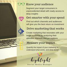 Highlight Social Media Manager (@highlightsmme) • Instagram photos and videos