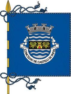 Bandeira de Castelo de Paiva