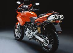 Ducati Multistrada 620 (2005) - 2ri.de