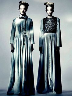"she-loves-fashion: "" Paolo Roversi for Vogue Italia September 2015 """