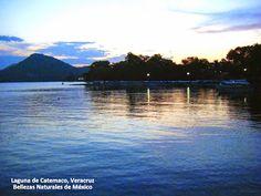 Conoce México: Laguna de Catemaco, Veracruz