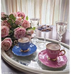 Enjoy your meal 👏🏼 Ayşe Özkal ❤️ # . - Mery J Kendy Good Morning Coffee, Coffee Break, Coffee Presentation, Turkish Coffee Set, Enjoy Your Meal, Coffee Flower, Chocolate, Cook Up A Storm, Coffee Pictures