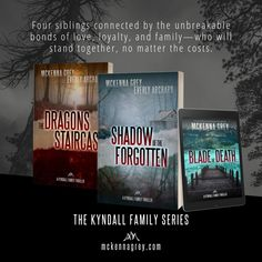 """""""While the Kyndall books are more action-packed and filled with suspense, there's still plenty of romance between these special people. I hope you enjoy them."""" (McKenna Grey) Stay tuned for book three out winter . Contemporary Romance Novels, Pen Name, Special People, Music Love, Blue Ridge, Love Letters, Highlands, Stay Tuned, Beautiful Landscapes"""
