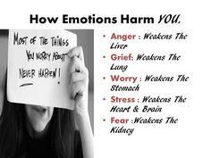 Healthy Heart Quotes | You must have to know how your emotions are harming you.