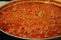Paleo Chili  If you don't have a grill feel free to cook the beef in another pan. You shouldn't need to add any oil to cook the meat in. Make sure you drain any excess fat b